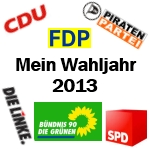Mein Wahljahr 2013